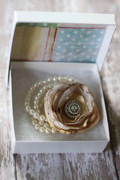 Vintage Mother of the Bride Bracelet