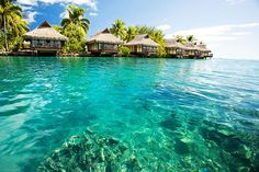Bora Bora na Polinésia Francesa