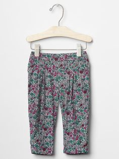 Pleated soft pants Product Image