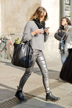 Silver Street Style