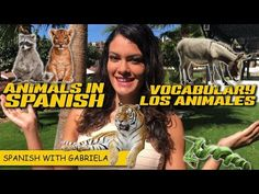 :D I'm so happy to share this new video with you guys, here you will improve your Spanish vocabulary! You will learn how to say in s. Jungle Animals, Forest Animals, Farm Animals, Perfect Image, Perfect Photo, Love Photos, Cool Pictures, Spanish Vocabulary, How To Pronounce