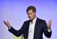 El príncipe Harry celebra el décimo aniversario de su organización benéfica