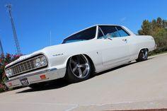 American Muscle Cars…  1964 Custom Chevrolet Chevelle