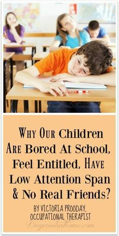 Reasons Today's Kids Are Bored At School, Feel Entitled, Have No Patience & No Real Friends Visit a great parenting community and have your voice be heard. upload your parenting videos today Parenting Articles, Parenting Humor, Kids And Parenting, Parenting Hacks, Parenting Classes, Parenting Ideas, Bored At School, Stress, Christian Parenting