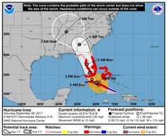 (adsbygoogle = window.adsbygoogle || []).push();    TALLAHASSEE, Florida — From Key West to Pensacola, Florida's 20.6 million residents are likely to feel the impact of Hurricane Irma as the storm hits the state. UPDATE 8:30 a.m.: Due to the numerous updates, a new live wire page has been...