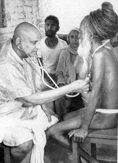 Swami sivananda..