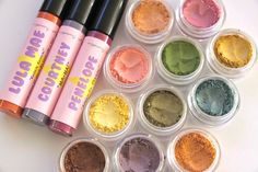 Brija Cosmetics - The 90's Collection is inspired by our favorite 90's Nickelodeon TV shows!
