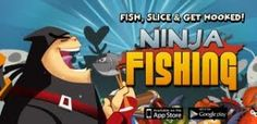 Ninja Fishing Android Game Review: Ninja Fishing is the Action and Arcade slash game that is presented by the  Gamenauts ,  Inc. The character named Otoro,  the fitness challenged ninja, might not be the great fighter, but he surely has some mad skills when it comes to fishing!  The player while playing game this game suppose himself a real ninja fisher man to get success on  the that's gives you rewards on fishing, once you have sliced & diced all your fish.