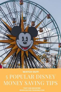 money saving tips at disney #disney #disneytips #familyvacation #vacation #moneysavingtips #moneysaving #disneymoneysaving