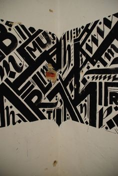 Blaqk at STROKE Munich on Typography Served