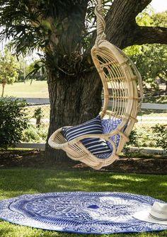 70's Swing Chair Single