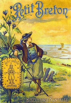 Petit Breton - Biscuiterie Nantaise ~ Anonym