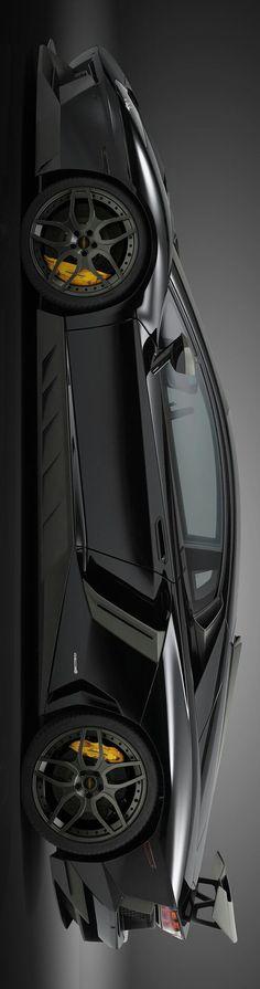 Lamborghini Aventador Novitec Torado by Levon