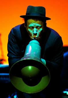 Tom Waits. November 21st, 2004. #music #musician #tomwaits http://www.pinterest.com/TheHitman14/music-in-picture-%2B/