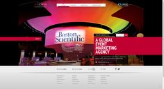 An Event Marketing Agency - Sparks - #web #design