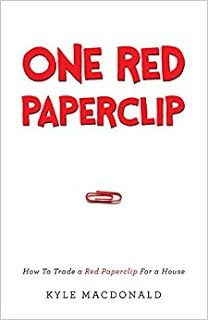 Buy One Red Paperclip: How To Trade a Red Paperclip For a House by Kyle MacDonald and Read this Book on Kobo's Free Apps. Discover Kobo's Vast Collection of Ebooks and Audiobooks Today - Over 4 Million Titles! Books To Buy, Paper Clip, Free Books, The Book, Create Yourself, Audiobooks, Ebooks, Reading