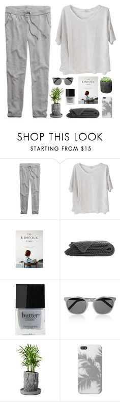 """""""blithe"""" by martosaur ❤ liked on Polyvore featuring American Eagle Outfitters, Clu, Butter London, Alexander Wang and Shop Succulents"""