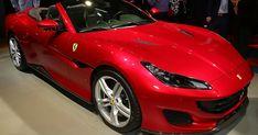 Κατακόκκινη, εντυπωσιακή και εξαιρετικά γρήγορη η νέα Ferrari Portofino