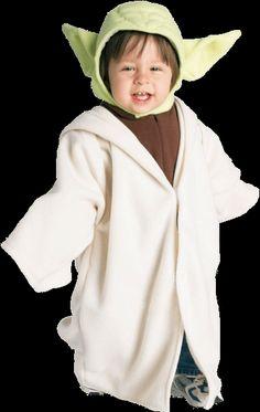 Toddler Star Wars Yoda Costume