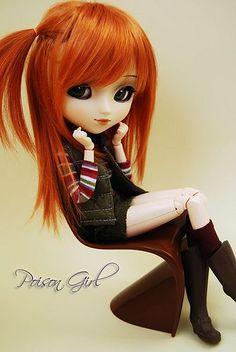 Les autres pullip de Poison Girl !: