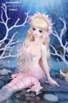 Anime Dolls, Bjd Dolls, Pretty Dolls, Beautiful Dolls, Camera Illustration, Fantasy Art Women, Cute Baby Dolls, Mermaid Dolls, Smart Doll
