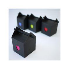 Boîte à dragées à motif découpé - La dragée design