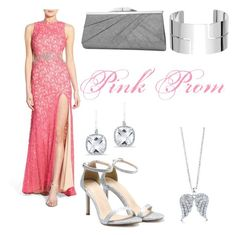 """Pretty Pink Prom"" by erinakruger on Polyvore featuring Mac Duggal, Jessica McClintock, Dinh Van, Anne Sisteron and BERRICLE"