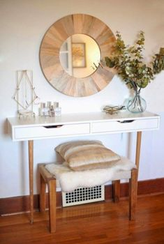 These IKEA furniture hacks will make your house look expensive. Don't buy expenisve furniture, DIY your own with these IKEA hacks. Hacks Ikea, Ikea Furniture Hacks, Furniture Makeover, Diy Hacks, Furniture Projects, Bedroom Furniture, Lego Bedroom, Childs Bedroom, Ikea Bedroom