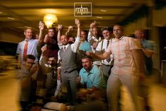 The boys reception cheers. Iberostar Tucan Wedding Photographer. Playa del Carmen All Inclusive Beach Wedding Resort. Unique Wedding Photography. Top Wedding Photographer rated number 1 by Destination Wedding. MTM Photography