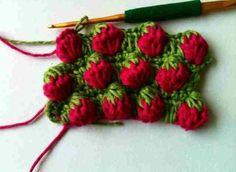 Fabulous stitching from Ruperts House en nu nog iemand vinden die deze steek kan beschrijven
