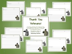 Elementary Matters: A Couple of Freebies for Veterans Day