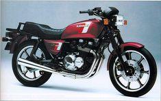 Kawasaki GT550