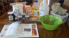 How to Make a Homemade Volcano