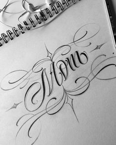 Tattoo Fonts Letters Alphabet Initials Ideas For 2019 Tattoo Lettering Styles, Graffiti Lettering Fonts, Chicano Lettering, Graffiti Tattoo, Hand Lettering Quotes, Script Lettering, Tattoo Fonts Alphabet, Cursive Tattoos, Calligraphy Tattoo
