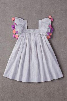 Girls Special Occasion Dresses, Girls Easter Dresses, Little Girl Dresses, Girls Dresses, Summer Dresses, Dress For Girl Child, Kids Dress Wear, Diy Dress, Kids Wear