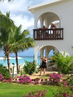 There isn't a bad unit in Carimar. Our favorites, though, are beachfront units. Turquoise Water, White Sand Beach, Beach Club, Pergola, Villa, Outdoor Structures, Island, Book, Travel