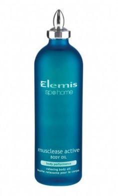Best product for sore muscles! I use this a lot a lot ;) Elemis Sp@Home Musclease Active Body Oil