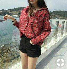Korean Fashion Trends you can Steal – Designer Fashion Tips Korean Fashion Trends, Korea Fashion, Asian Fashion, Look Fashion, Trendy Fashion, Girl Fashion, Fashion Outfits, Fashion Design, Fashion Ideas