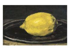 The Lemon (Le Citron) Schilderij van Edouard Manet bij AllPosters.nl. Keuze Uit Meer Dan 500.000 Posters, Schilderijen & Kunst. Professioneel Ingelijst, Snelle Levering En 100% Tevredenheidsgarantie.