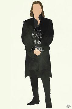 Rumplestilskin «У каждого волшебства есть своя цена. За магию надо платить.»