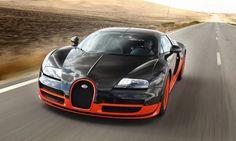 Bugatti -veyron -super -sport