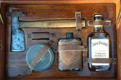 Macho Necessity Sets - The Gentleman's Survival Kit is Full of Essentials for Men (GALLERY)