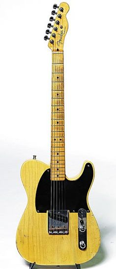 Steve Lukather 1951 Fender Esquire