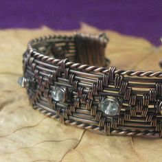 Beautiful! I want to learn to do this sort of wire work.