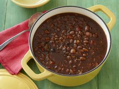Barbeque Baked Beans Recipe : Patrick and Gina Neely : Food Network - FoodNetwork.com