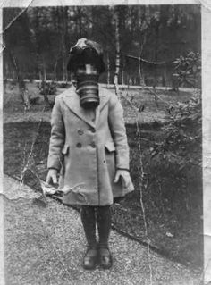 BBC - WW2 People's War - Memories of the Gas Mask by a child in PENGE