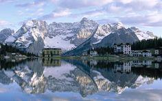 Les Alpes - séjours de ski dans plusieurs stations - lieux de toute beauté !