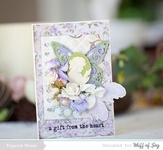 A gift from the heart *Whiff of Joy* - Scrapbook.com