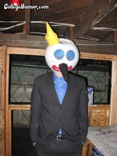 Jack-in-the-Box - CollegeHumor Halloween