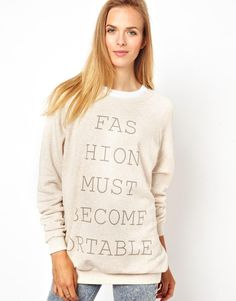 sweatshirt swag